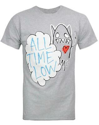 Official All Time Low Monster Men's T-Shirt