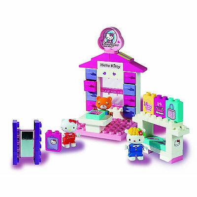 Big 57027 - PlayBIG Bloxx Hello-Kitty Boutique inkl. Figuren NEU/OVP