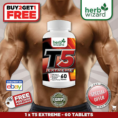 T5 Fat Burners -The Strongest Legal Diet Pills & Extreme Fat/ Weight Loss