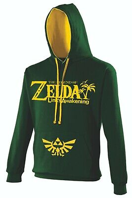 Breath of the Wild Hoodie or Varsity Jacket Video Games Clothing Legend of Zelda