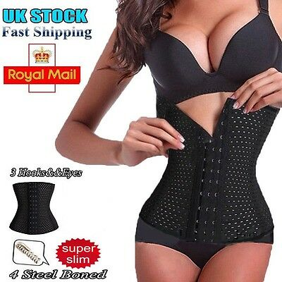 Slim Women Body Waist Shaper Training Trainer Tummy Tight Cincher Girdle Corset