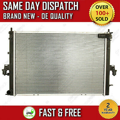 Mg Zt, Zt-T Rover 75 Manual/automatic Radiator 1999>2005 2 Year Warranty *new*