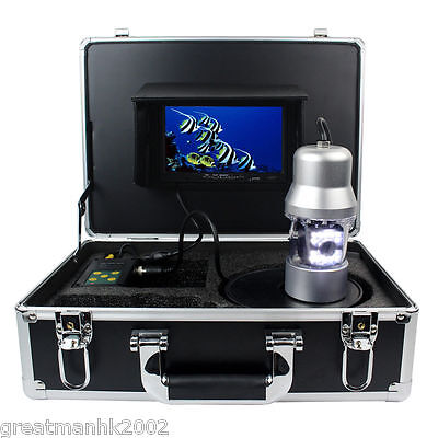 800TVL SONY CCD Rtatable camer underwater video camera DVR Fishing camera 20M