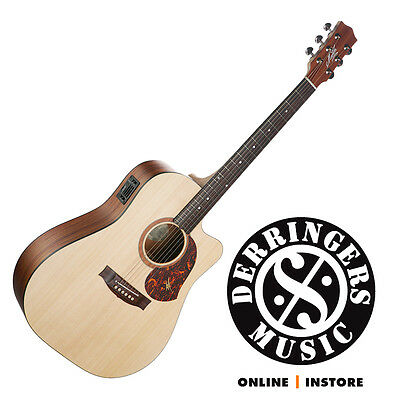 Maton SRS70C - Electric Acoustic Guitar - w/Case FREE SHIPPING