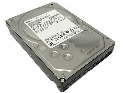 "Hitachi 2TB 7200RPM 3.5"" SATA 3.0Gb/s Heavy Duty Hard Drive PC/NAS/RAID/CCTV DVR"