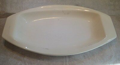 Grand plat ovale « 507 Made in Germany – poisson 100 -