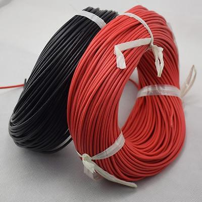 100 Meter 16 AWG #E Gauge Silicone Wire Flexible Stranded Copper Cables for RC