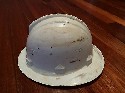 Vintage 1967 Fireman Rescue Miners Hard Hat Collectable