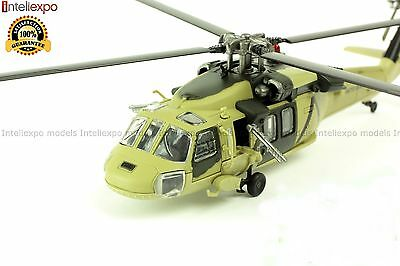 Blackhawk UH-60L 1991 USA Army Military Helicopter Diecast 1/72 New Model No 3