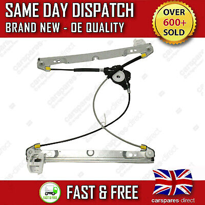 Ford Fiesta V 2001 2008 Front Right Side Electric Window Regulator 2 Doors New