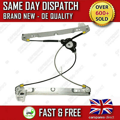 Ford Fiesta V 2002 2008 Front Right Side Electric Window Regulator 2 Doors New