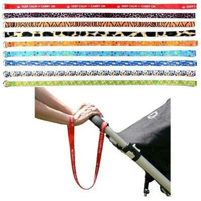 Baby Kid Buggy Tug Pram Stroller Buggy Safety Belt Wrist Strap Travel Accessory