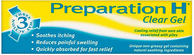 Preparation H Clear Gel (25g) **Pile Treatment**