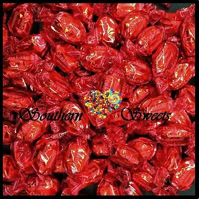 1Kg Caramel Peanut Toffees Red Lollies Candies Xmas Lollies Christmas 143Ct