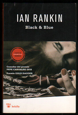 Black & Blue - Ian Rankin