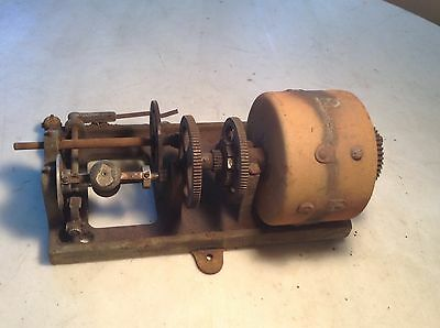 Columbia Cylinder Phonograph Motor For Parts