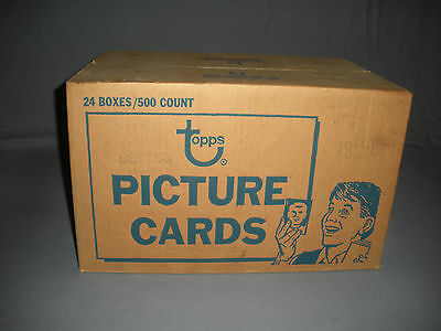 1988 Topps Baseball Sealed Vending Box! 24 Boxes of 500 Cards 12,000 Total Cards