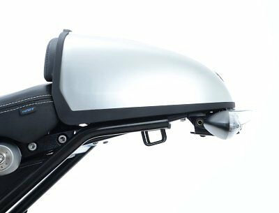 R&G Tail Tidy for BMW R NINE T '14- (swingarm mounted, for use with pillion seat