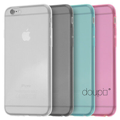 TPU Ultraslim Case Iphone 6 6S plus Case Silicone Cover Skin Clear Colour