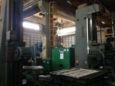 Collet and Engelhard - Table type horizontal milling machine