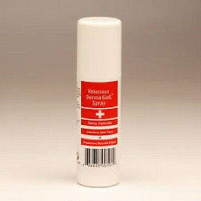 Derma Gel Wound Spray 50ml. Premium Service. Fast Dispatch.