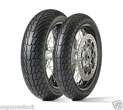 Coppia Gomme Pneumatici Dunlop Mutant 120/70 17 58W 150/60 17 66W