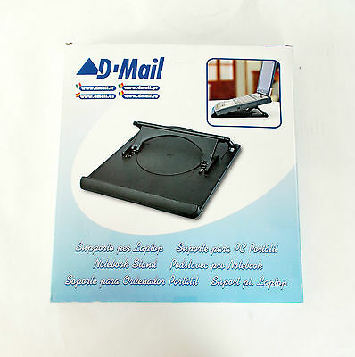 Cat 114631 D-Mail Supporto Base Per Laptop Notebook