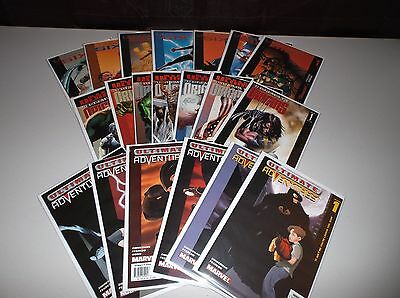 Ultimate comics (Lot of 29) Power #1-9, Six #-17, Origins #1-5, Adventures #1-6