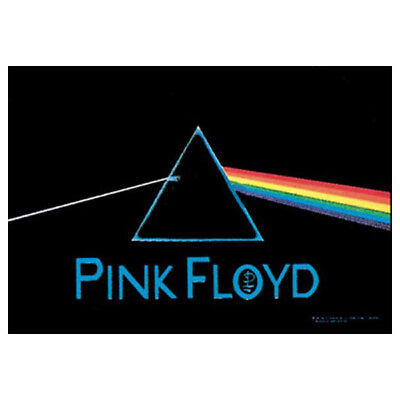 """PINK FLOYD Dark Side Of The Moon Tapestry Cloth Poster Flag Wall Banner 30"""" x 40"""