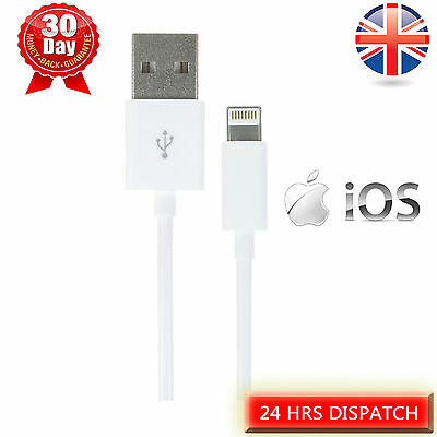 Apple Lightning Sync Charger USB Cable For IPHONE6 6P 5 5S IPAD AIR MINI