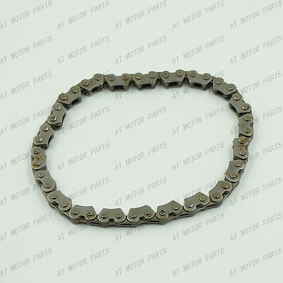 Oil Pump Chain 44 Links for GY6 125cc 150cc 157QMJ Scooter Moped ATV GO-KART