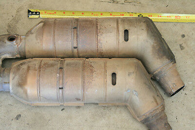 BMW Import Catalytic Converter For Scrap Platinum Recovery Recycling Only