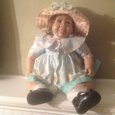 M. Snyder 1993 Doll, Very Good Condition, & Cute !