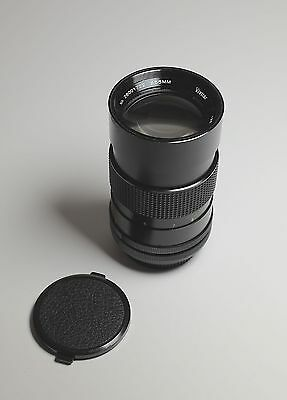 Vivitar 135MM F2.8 Lens for Canon FD mount Excellent Condition Great Lens