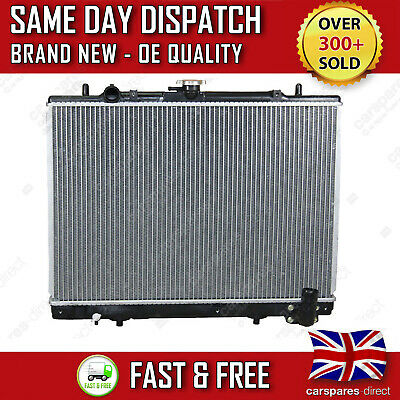 MITSUBISHI L200 2.5 TD 1996>2007 MANUAL RADIATOR 425mm x 603mm *BRAND NEW*