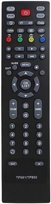 REPLACEMENT Topfield Remote Control  FOR TP501  TRF2400 TRF2460Plus TRF2470