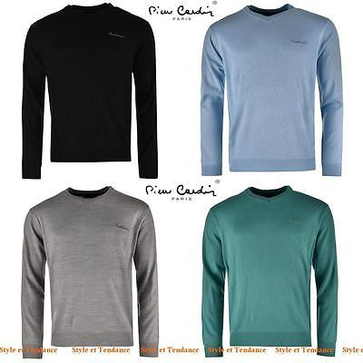 Pull PIERRE CARDIN Col V pour Homme Neuf