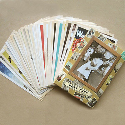 Lot of 32 Travel Vintage Postcards World War II  Photo Picture Poster Post Cards