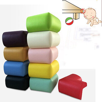 4 x Toddler Baby Kids Safety Soft Corner Table Edge Protector Hot Sale