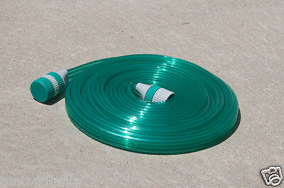 (1) 20' Water Misting Hose for Inflatable Water Slide Bounce Tentandtable FQ