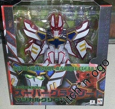 Megahouse Variable Action Mado King Super Granzort Magical Clear Ver. Figure