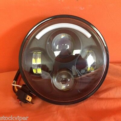 5.75 INCH MOTORCYCLE PROJECTOR DAYMAKER LED HEADLIGHT for HONDA VTX 1300 1800