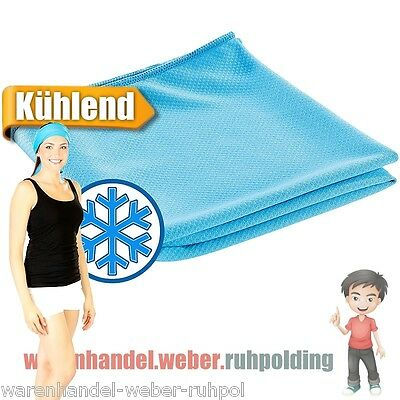 Cooling Headband, Shawl, up to 4 Hours, ideal from sports and leisure