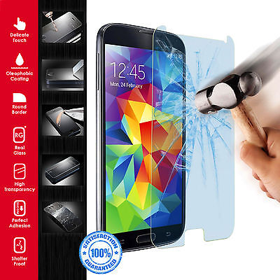 100% Genuine Tempered Glass Screen Protector Protection For New Mobile Phones