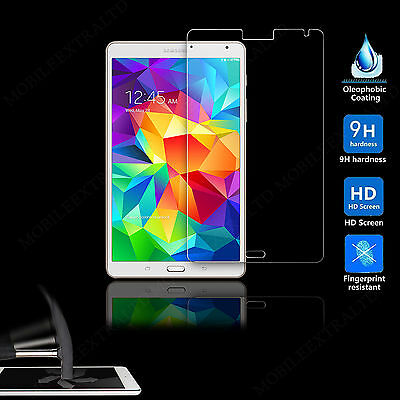 100% Explosion Proof Tempered Glass Screen Protector For Samsung Tab Tablets