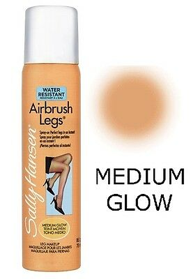 22,65€/100ml SALLY HANSEN AIRBRUSH LEGS 75ml STRUMPFHOSEN IN SPRAY MEDIUM GLOW