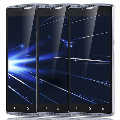 Unlocked Android 5.1 Quad Core 8GB 5.0Inch Dual Sim 3G Smart Mobile Phone XGODY