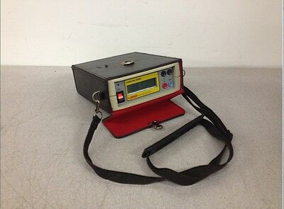 Portable Emissions Gas Analyzer LanCom 2000 Land Combution No Acc No AC adpater