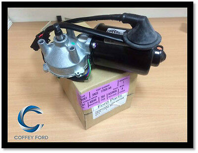 Genuine Ford Falcon BA/BF, Territory SX/SY Front Winscreen Wiper Motor Assembly