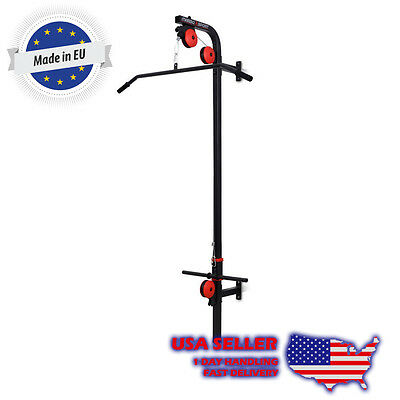 Marbo Sport Wall Mounted Lat Pulldown